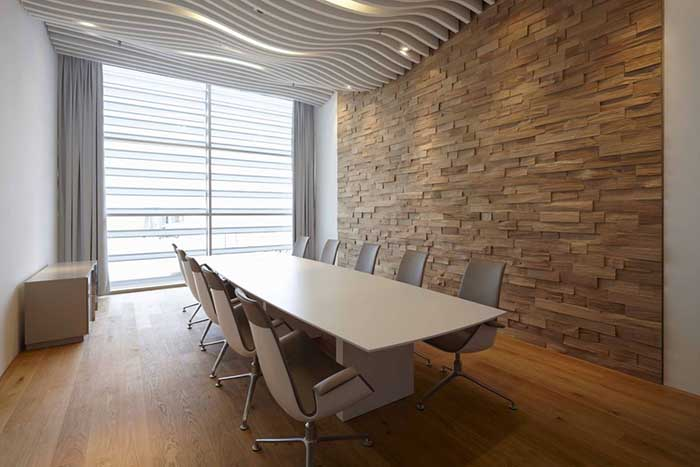 conference room acoustic wall
