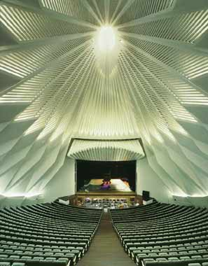 Tenerife Concert Hall by Calatrava