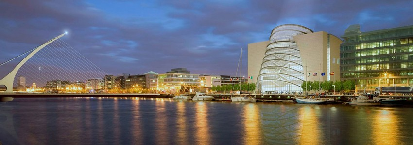 World's first sustainable convention centre in Dublin