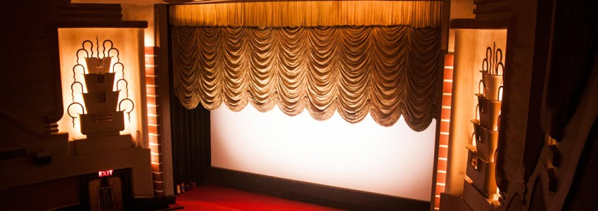cinema curtain