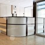 طراحی لابی هتل و ساختمان