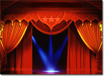 پرده تئاتری